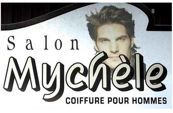 Logo Salon Mychèle