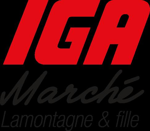 Logo IGA Marché Lamontagne et Fille