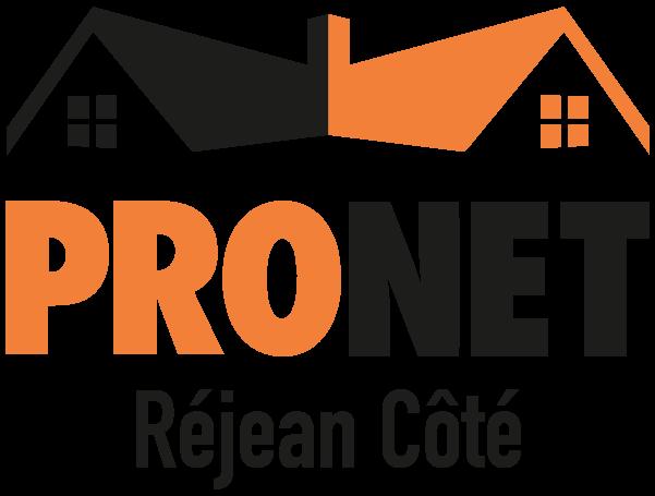 Logo Pronet Réjean Côté