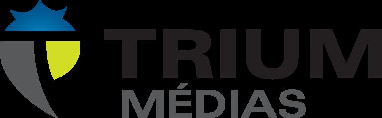 Logo Trium Médias